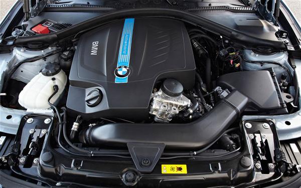 Двигатель BMW X4
