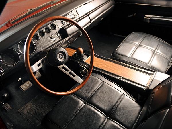приборная панель Dodge Charger