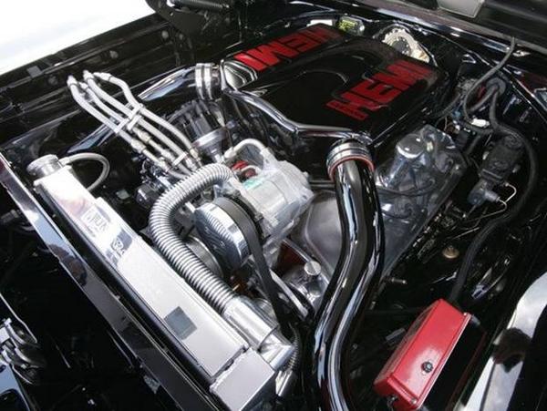 Что под капотом Dodge Charger 1969 года