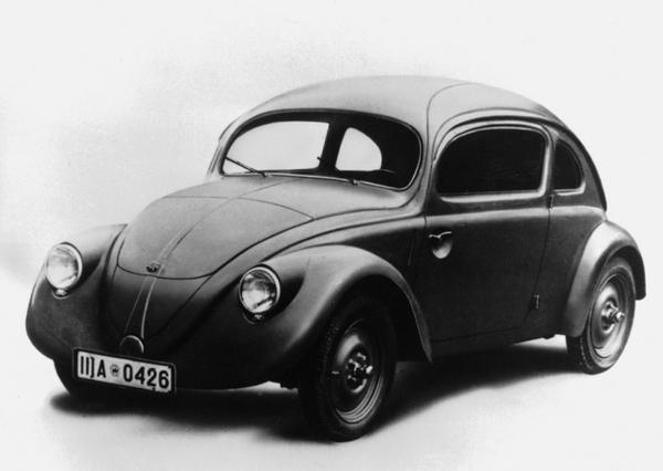 Послевоенный автомобиль Volkswagen