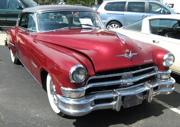 Chrysler Imperial 1953 года с кондиционером