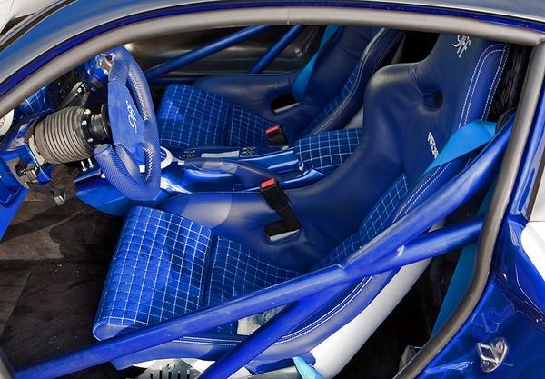 Салон 9ff GT9-R Porsche