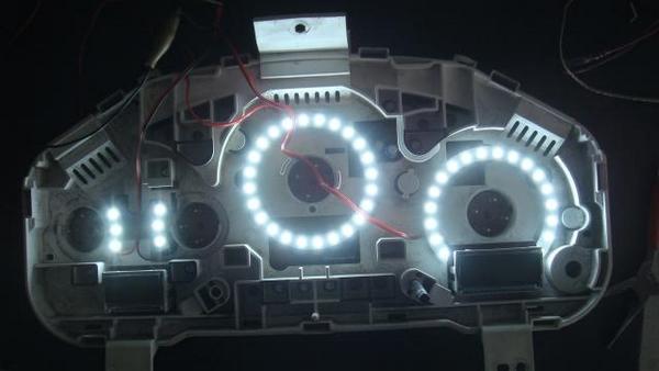 подсветка для приборной панели