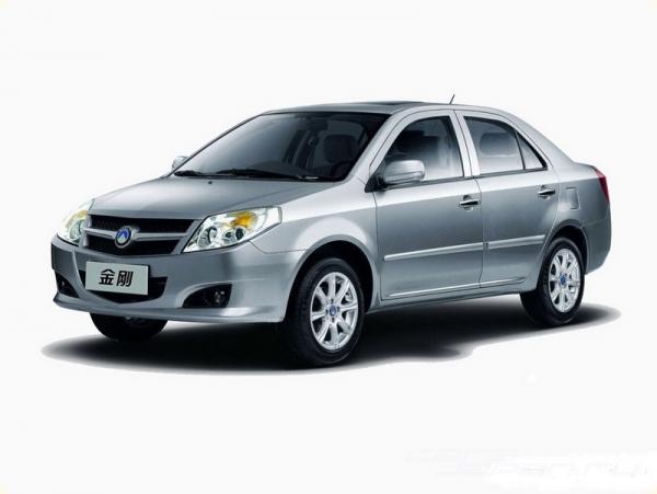 Лучший китайский автомобиль