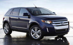 Чем интересен новый Ford Edge?