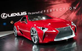 Lexus – как всё начиналось