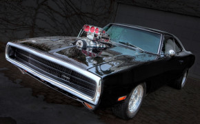 Dodge Charger 1969 года