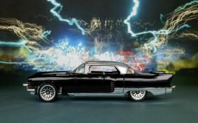 Легендарный автомобиль Cadillac Eldorado