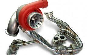 Как установить турбину на авто