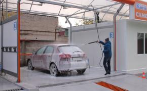 Как правильно мыть автомобиль на мойке самообслуживания? Полезные советы