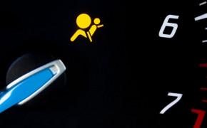 Горит знак ошибки подушки безопасности: причины, как устранить проблему