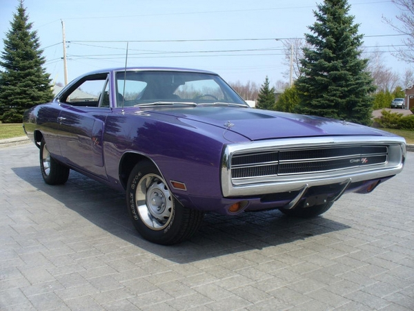 Dodge Charger D500