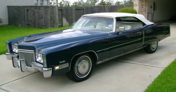 Cadillac Eldorado 1978 года