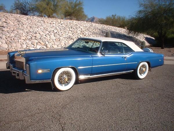 Cadillac Eldorado шестого поколения
