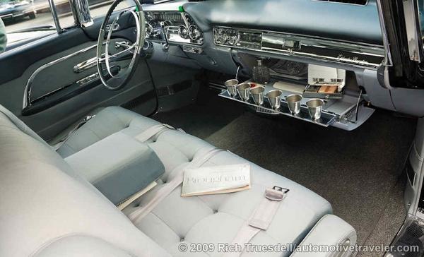 Салон Cadillac Eldorado