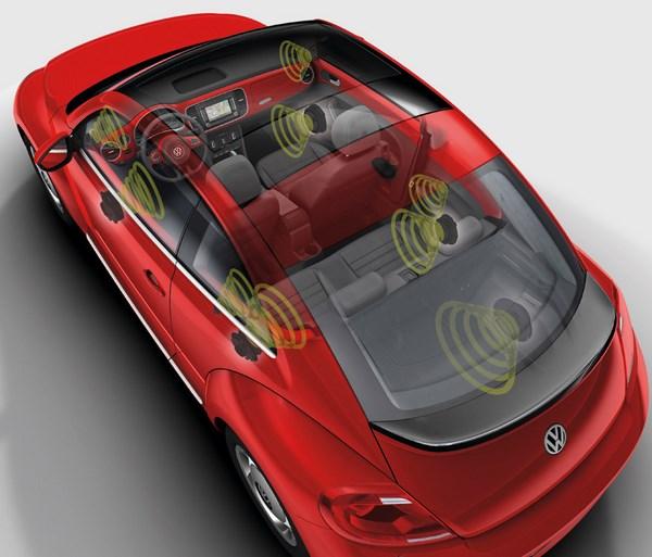 Мощная акустика в авто
