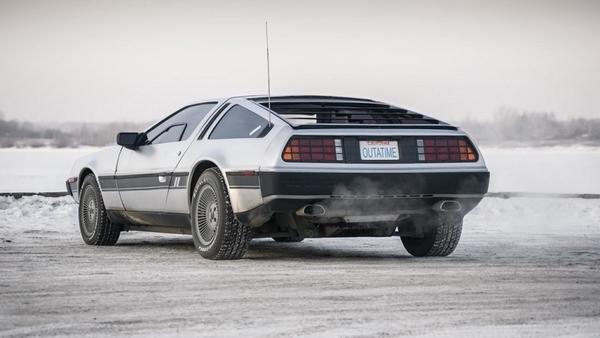 DeLorean DMC-12