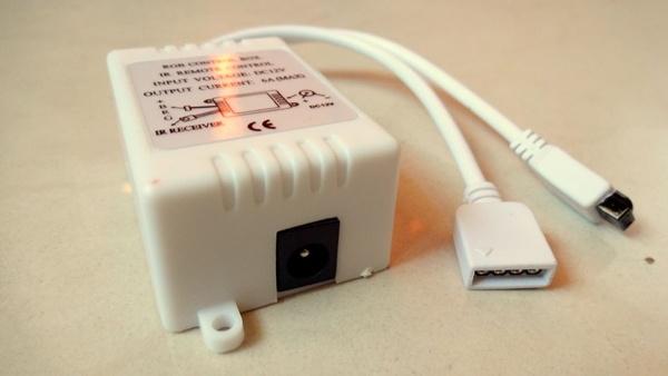 Контроллер светодиодной подсветки
