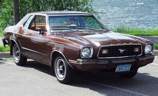 Ford Mustang 1978 годa