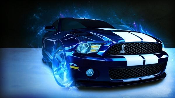 возможный концепт Ford Mustang 2015