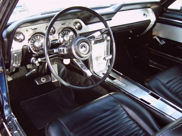 салон Shelby GT 500