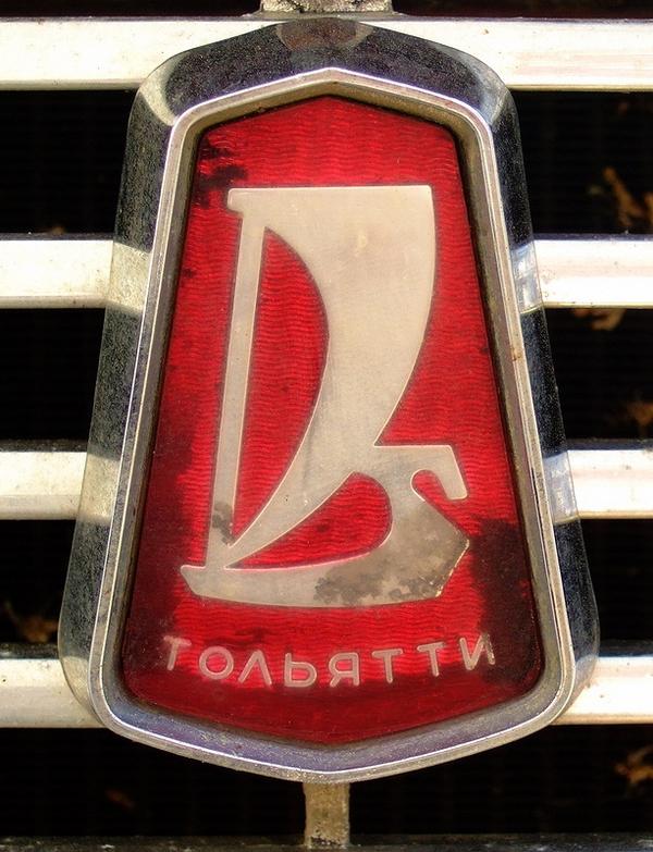 эмблема ВАЗ-2101