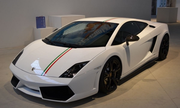 Lamborghini Gallardo LP560-4 Tricolore