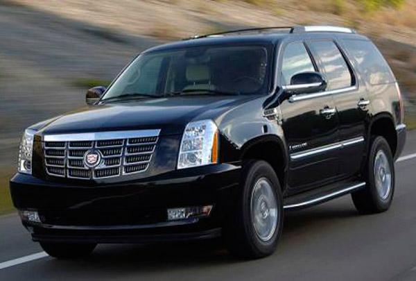 Динамика Cadillac