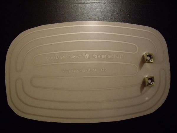 Заводской нагревательный элемент для подогрева зеркал заднего вида